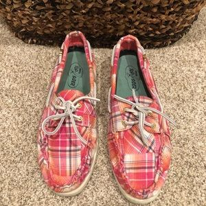 Sperry like new shoes